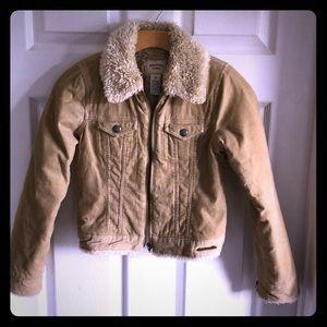 Girls Sherpa Jacket